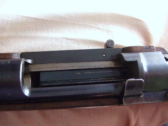 Turk Mauser - Model of 1893 - Magazine Cut-Off